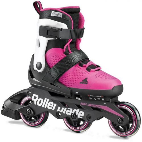 Rollerblade - Microblade 3WD Pink