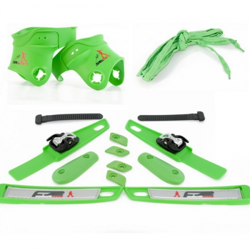 Seba FR Custom Kit (Green)