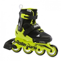 Rollerblade - Microblade Neon Yellow 2021