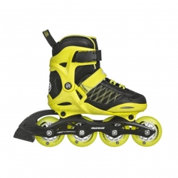 POWERSLIDE Galaxy neon yellow