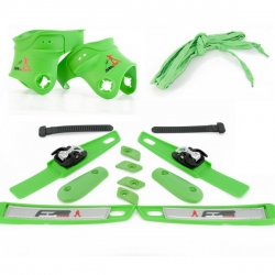Seba FR Custom Kit (Green)