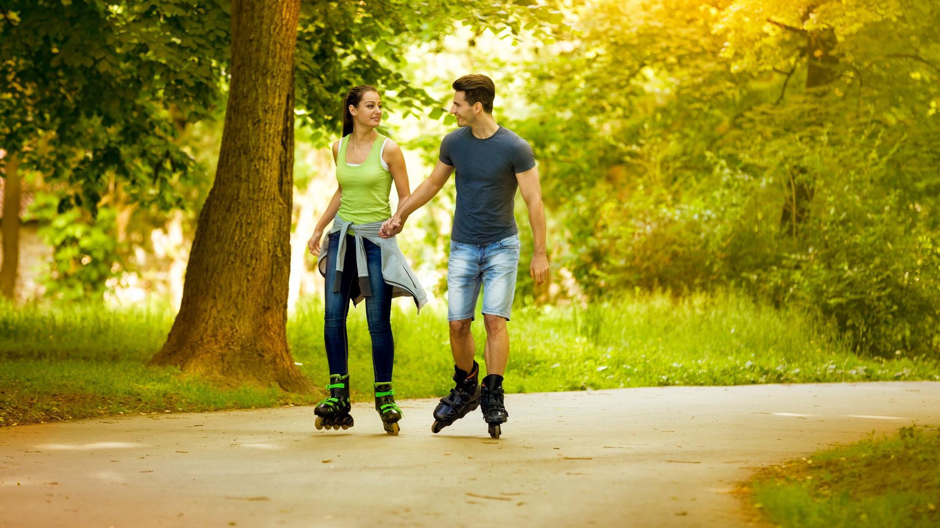 Ролики молодых влюбленных пар 13
